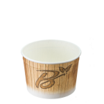 TYPE 200B 265ml Ice Cream Cup - Bio-Palm